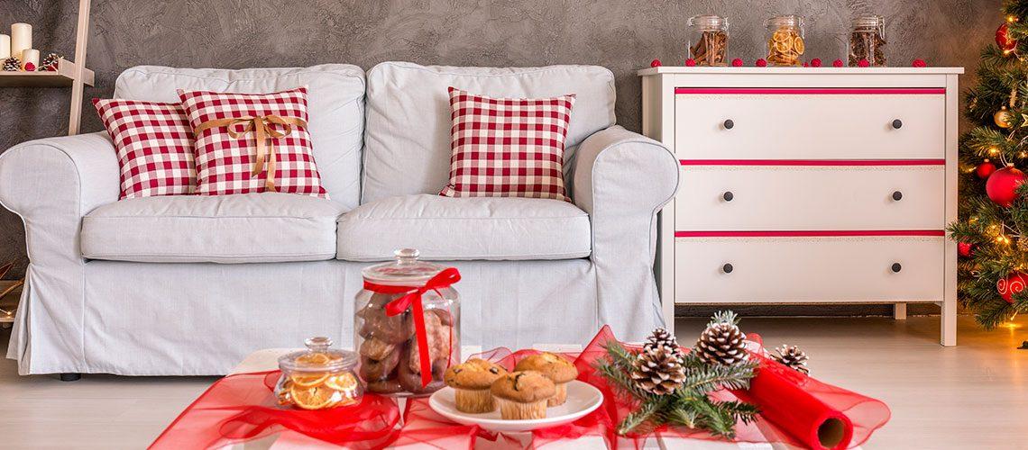 Cómo decorar un apartamento pequeño en navidad_1